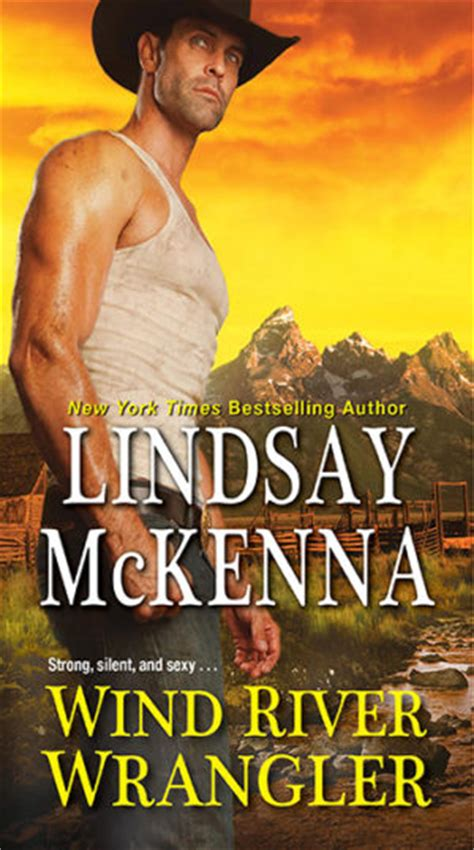 wrangling his books wind river valley series lindsay mckenna