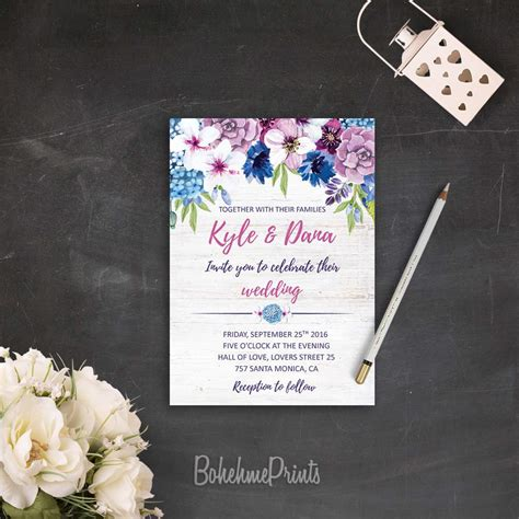 Simple Wedding Invitations Templates Free wedding invitation templates free wedding invitation