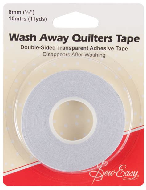 Washing Tape by Wash Away Quilters Tape Needlecraft