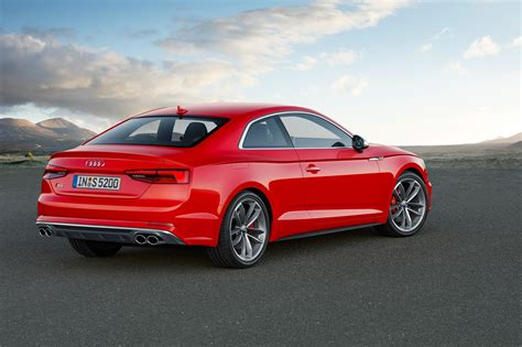 New Audi A5 by New Audi A5 And S5 Revealed More Space Tech And Power By