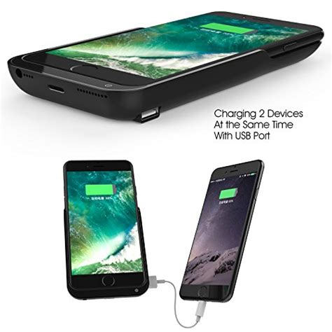 iphone 7 plus battery foxin 8000 mah extended battery import it all