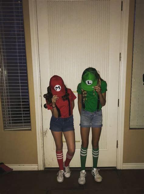 friend mario  luigi halloween costume idea
