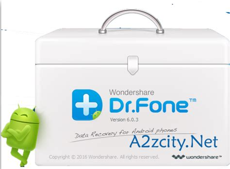 dr fone wondershare dr fone for android 6 1 1 35 incl crack
