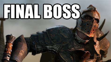 honor final boss fight apollyon boss fight youtube