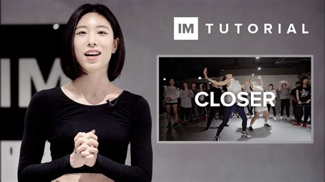 tutorial dance closer closer the chainsmokers ft halsey khs cover
