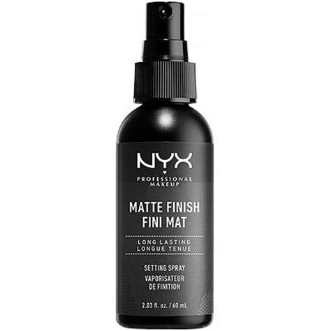 Makeup Finishing Spray matte finish makeup setting spray ulta