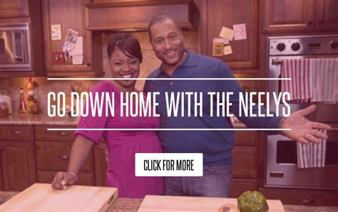 Go Home With The Neelys by Go Home With The Neelys Diet