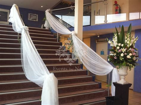 stairs decoration best 25 wedding staircase decoration ideas on pinterest