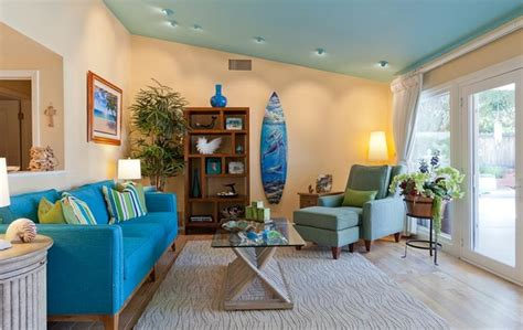 tropical themed living room coastal theme by karen grace interiors tropical living