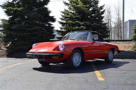 1980 Alfa Romeo by 1980 Alfa Romeo Spider Post Mcg Social Myclassicgarage