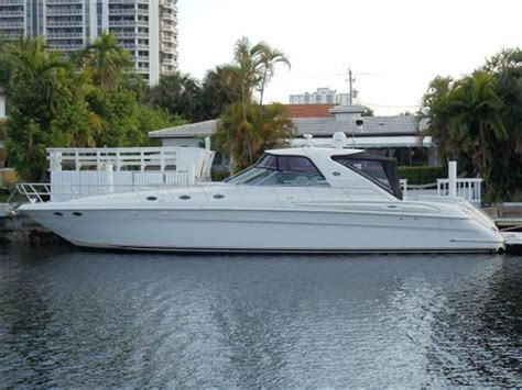 cheap sea boats for sale 2002 sea ray 58 super sun sport powerboat for sale in maryland