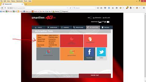 Wifi Smartfren Andromax M2p cara cek kuota modem wifi smartfren andromax m2p vebry exa