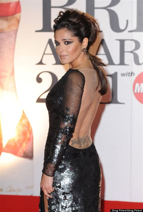cheryl cole rose tattoo carol vorderman beats x factor judge cheryl cole to be
