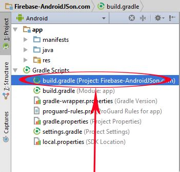 the definitive guide to firebase build android apps on s mobile platform books add connect firebase project to android studio step by