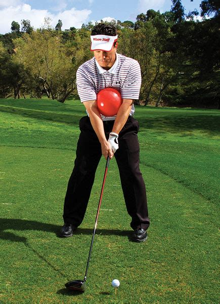 the swinging arm drive time golf tips magazine