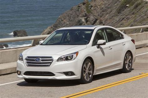 subaru legacy 2015 white 2015 subaru legacy first drive review autotrader