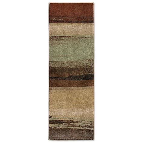 72 Inch Bath Rug Buy Orian Washout 24 Inch X 72 Inch Area Rug From Bed Bath Beyond