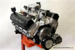 496ci big block chevy pro engine efi 700hp built