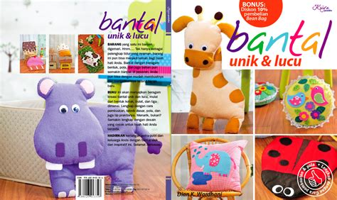 tutorial craft unik craft book dk wardhani