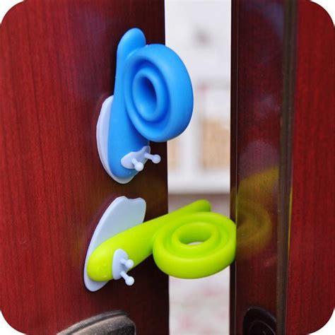 Baby Door Stoppers door stopper child safety snail door stop for children
