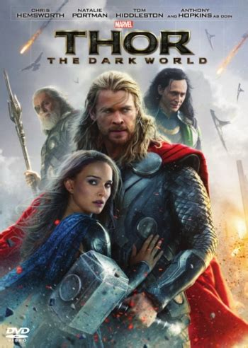 ulasan film thor the dark world thor 2 the dark world dvd discshop se