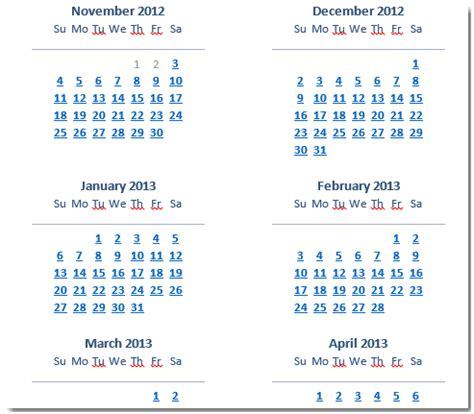 print yearly calendar from outlook calendar template 2016
