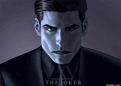 crispin glover as joker the joker by supersebas on deviantart