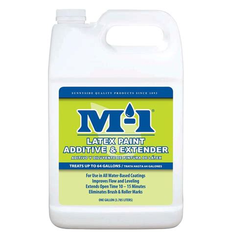 home depot paint extender m 1 1 gal paint additive and extender 4 pack