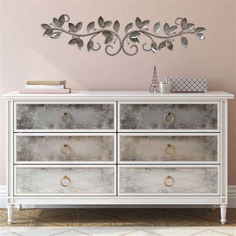 wayfair home decor stratton home decor floral scroll wall d 233 cor reviews