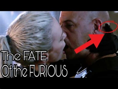 fast and furious 8 spoilers fast and furious 8 trailer breakdown i things you missed