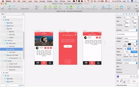 auto layout developer guide introducing auto layout for sketch design sketch medium
