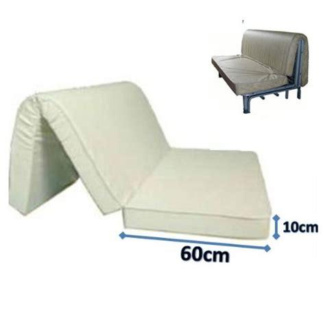 materasso per divano letto materasso per divano letto 160x190 prontoletto con piega