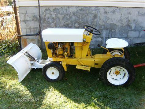 Cub Cadet Garden Tractor by I Am Restoring A 1960 Cub Cadet Garden Tractor I It