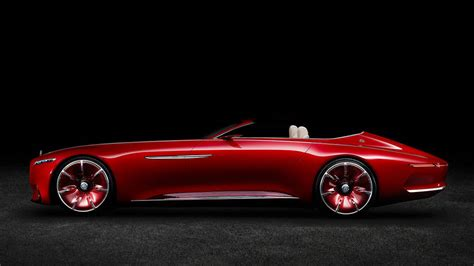 brace yourself mercedes maybach 6 convertible will be