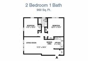 2 bedroom 1 bath floor plans seramonte two bedroom floor plan 2 bed 1 bath 960 sq ft apartments in hamden ct
