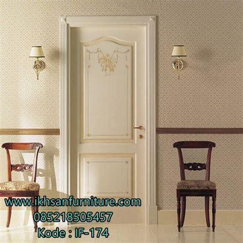 Jual Lu Tidur Minimalis Rumah jual pintu kamar tidur minimalis lukis ukir model pintu
