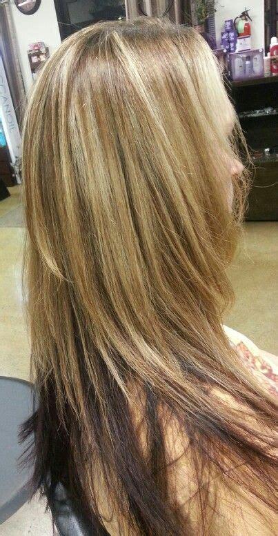 Layers Underneath Hair For Body Damage Hair | layers underneath hair for body damage hair 17 best images