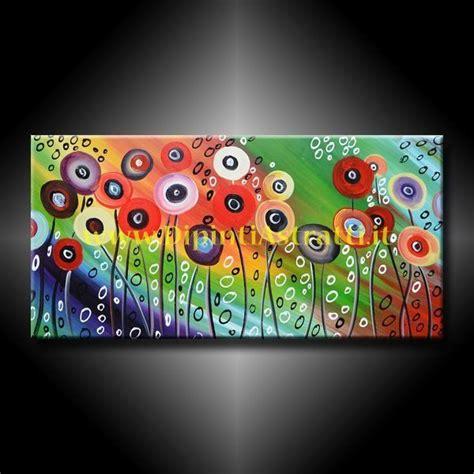 quadri di fiori moderni oltre 25 fantastiche idee su dipinti di fiori astratti su