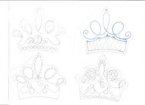 Fondant Crown Template by Fondant Crown Template Cake Ideas And Designs