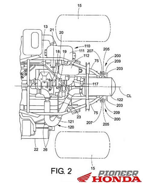 honda pioneer utv wiring diagram honda pioneer 4 wheeler