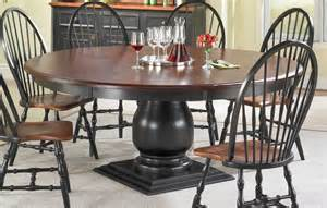 round pedestal table round pedestal dining table kate thomasville dining room double pedestal table 46821 772