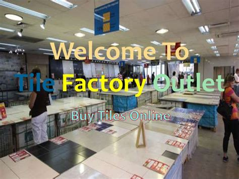 tile factory outlet in sydney