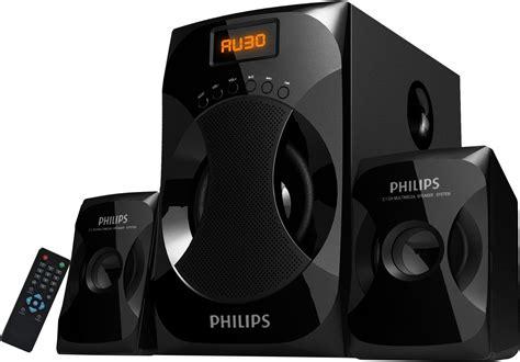 buy philips  multimedia speaker system explode mmsf