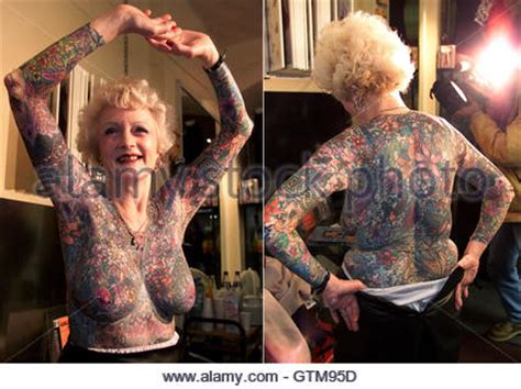 4 tattooed old lady eye triangle tattoo design best