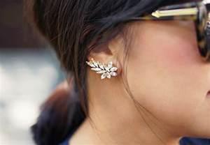 ear cuff accessory concierge diy ear cuff