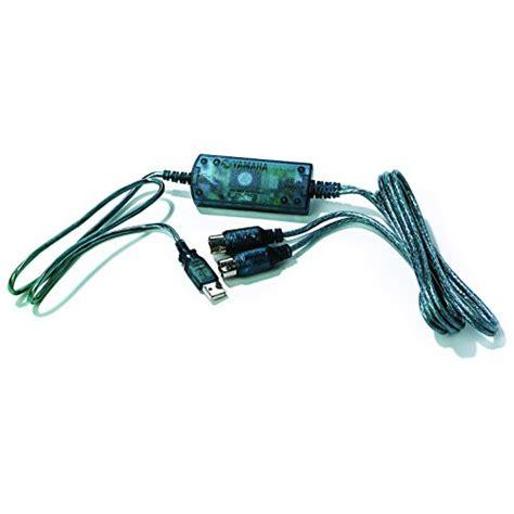 Kabel Midi Usb Yamaha yamaha ux16 midi interface recomended products
