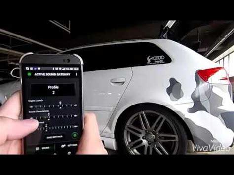 Audi Sound System A3 by Audi A3 Tdi Active Sound System