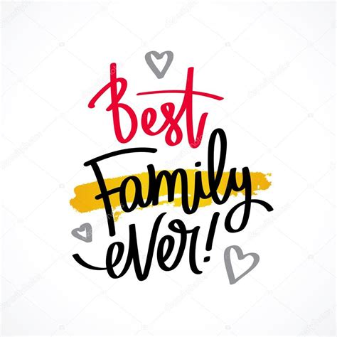 best family best family fashionable calligraphy image vectorielle chekat 169 105624400