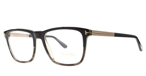 new tom ford eyeglasses tf 5351 black 005 tf5351 54mm