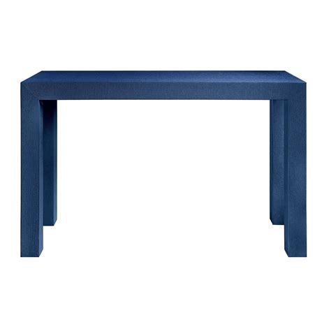 Origami Folding Kitchen Island Cart navy console table and parsons blue bungalow trends